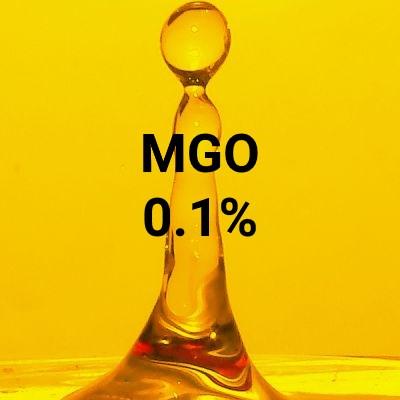 Marine gasoil 0.1%